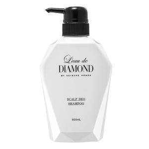 ロードダイアモンド バイ ケイスケ ホンダ L'EAU DE DIAMOND BY KEISUKE HONDA ロードダイアモンド バイ ケイスケホンダ 薬用スカルプデオシャンプー 500ml|beautyfactory