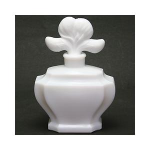 ヒロセ アトマイザー HIROSE ATOMIZER フランス製 クリスタル香水瓶 37093 (ボトル ホワイト) 52ml|beautyfactory