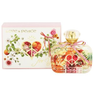 LOVE&PEACE ラブ&ピース フォー ユー EDP・SP 50ml 香水 フレグランス LOVE AND PEACE FOR YOU|beautyfactory