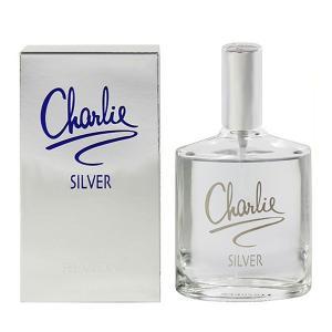 レブロン REVLON チャーリー シルバー EDT・SP 100ml 香水 フレグランス CHARLIE SILVER|beautyfactory