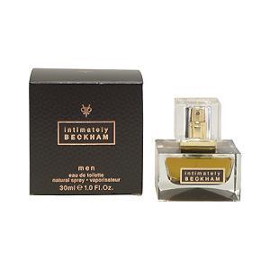 デヴィッド ベッカム DAVID BECKHAM インティメイトリー フォーヒム EDT・SP 30ml 香水 フレグランス INTIMATELY BECKHAM MEN|beautyfactory