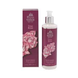 ウッズ オブ ウィンザー WOODS OF WINDSOR トゥルーローズ モイスチャライジング ボディローション 250ml TRUE ROSE MOISTURISING BODY LOTION|beautyfactory