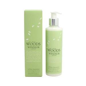 ウッズ オブ ウィンザー WOODS OF WINDSOR ホワイトジャスミン ボディローション 250ml WHITE JASMINE MOISTURISING BODY LOTION|beautyfactory