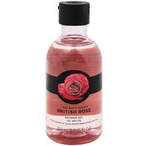 【ボディシャンプー】フレッシュで華やかなブリティッシュローズの香りのボディシャンプーです。豊かな泡立...