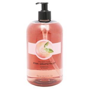 ザ・ボディショップ THE BODY SHOP ピンクグレープフルーツ シャワージェル 750ml PINK GRAPEFRUIT SHOWER GEL|beautyfactory