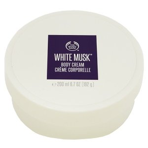 ザ・ボディショップ THE BODY SHOP ホワイトムスク ボディクリーム 200ml WHITE MUSK BODY CREAM|beautyfactory