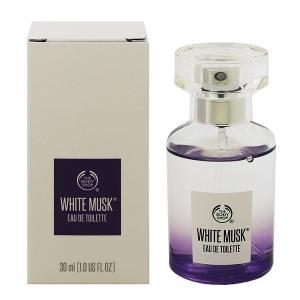 ザ・ボディショップ THE BODY SHOP ホワイトムスク EDT・SP 30ml 香水 フレグランス WHITE MUSK|beautyfactory