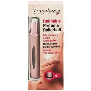 トラヴァロ TRAVALO タッチ エレガンス ロールオン (ピンク) 4.5ml TOUCH ELEGANCE ROLL-ON PINK beautyfactory