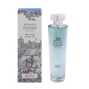 ウッズ オブ ウィンザー WOODS OF WINDSOR ブルーオーキッド&ウォーターリリー EDT・SP 100ml 香水 フレグランス BLUE ORCHID & WATER LILY|beautyfactory