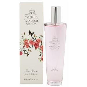 ウッズ オブ ウィンザー WOODS OF WINDSOR トゥルーローズ EDT・SP 100ml 香水 フレグランス TRUE ROSE|beautyfactory