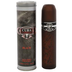 CUBA キューバ ブラック EDT・SP 100ml 香水 フレグランス CUBA BLACK|beautyfactory