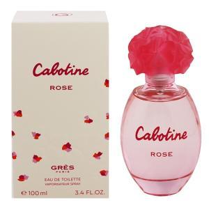 グレ GRES カボティーヌ ローズ EDT・SP 100ml 香水 フレグランス CABOTINE ROSE|beautyfactory