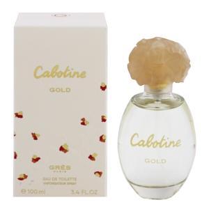 グレ GRES カボティーヌ ゴールド EDT・SP 100ml 香水 フレグランス CABOTINE GOLD|beautyfactory