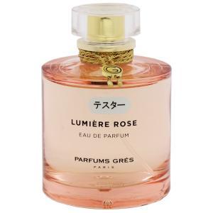 グレ GRES ルミエール ローズ (テスター) EDP・SP 100ml 香水 フレグランス LUMIERE ROSE|beautyfactory