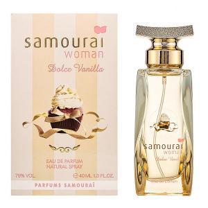 (最大500円OFFクーポン 2/28 23:00まで)アランドロン ALAIN DELON サムライ ウーマン ドルチェバニラ EDP・SP 40ml 香水 フレグランス SAMOURAI WOMAN|beautyfactory