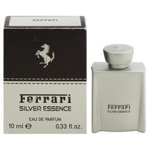 FERRARI フェラーリ シルバーエッセンス ミニ香水 EDP・BT 10ml 香水 フレグランス FERRARI SILVER ESSENCE beautyfactory