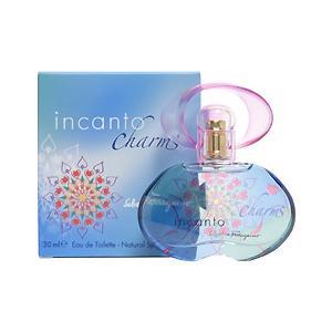 (最大500円OFFクーポン 3/31 23:00まで)フェラガモ SALVATORE FERRAGAMO インカント チャーム EDT・SP 30ml 香水 フレグランス INCANTO CHARMS|beautyfactory