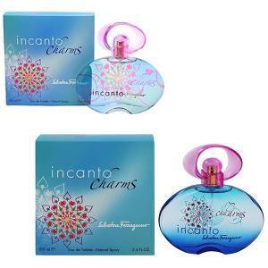 (最大500円OFFクーポン 11/30 23:00まで)フェラガモ SALVATORE FERRAGAMO インカント チャーム EDT・SP 100ml 香水 フレグランス INCANTO CHARMS beautyfactory