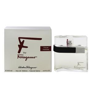 (最大500円OFFクーポン 3/31 23:00まで)SALVATORE FERRAGAMO エフ バイ フェラガモ プールオム EDT・SP 100ml 香水 フレグランス F BY FERRAGAMO POUR HOMME|beautyfactory