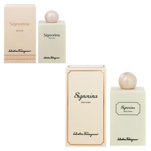 フェラガモ SALVATORE FERRAGAMO シニョリーナ ボディローション 200ml SIGNORINA BODY LOTION|beautyfactory