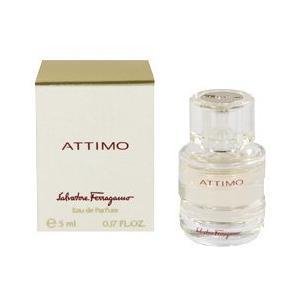 (最大500円OFFクーポン 1/4 23:00まで)フェラガモ SALVATORE FERRAGAMO アッティモ ミニ香水 EDP・BT 5ml 香水 フレグランス ATTIMO beautyfactory