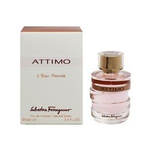 フェラガモ SALVATORE FERRAGAMO アッティモ ローフロラーレ EDT・SP 100ml 香水 フレグランス ATTIMO L'EAU FLORALE|beautyfactory