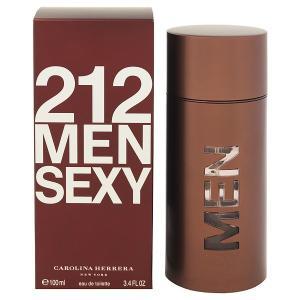 キャロライナヘレラ CAROLINA HERRERA 212 セクシー フォーメン EDT・SP 100ml 香水 フレグランス 212 SEXY MEN beautyfactory