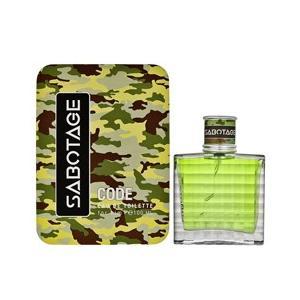 SABOTAGE サボタージュ コード EDT・SP 100ml 香水 フレグランス SABOTAGE CODE|beautyfactory