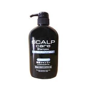 ピース薬品 PH CARE スカルプケア 薬用シャンプー 〈ノンシリコンタイプ〉 600ml ヘアケア SCALP CARE SHAMPOO beautyfactory