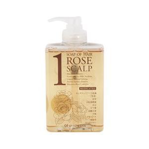 (最大500円OFFクーポン 5/31 23:00まで)オブ コスメティックス OF COSMETICS 薬用ソープオブヘア 1-RO スキャルプ 265ml ヘアケア SOAP OF HAIR 1-RO SCALP beautyfactory