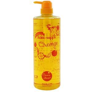 サニープレイス SUNNY PLACE ヘアオペ ナノサプリ クレンジングシャンプー オレンジ 1000ml ヘアケア NANO SUPPLI CLEANSING SHAMPOO PROFESSIONAL USE ORANGE|beautyfactory