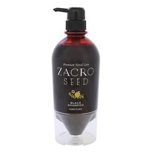 サニープレイス SUNNY PLACE ザクロシード ブラックシャンプー 700ml ヘアケア ZACRO SEED ESTRON BLACK SHAMPOO|beautyfactory