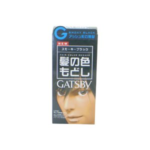 (最大500円OFFクーポン 9/30 23:00まで)マンダム MANDOM ギャツビー ターンカラー スモーキーブラック ヘアケア|beautyfactory