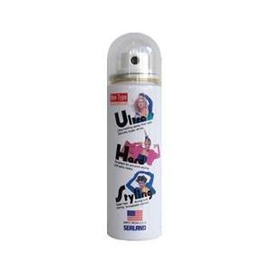 インターコスメ INTERCOSME シーランド ウルトラハードスプレー 微香タイプ 50g ヘアケア SEALAND ULTRA HARD SPRAY beautyfactory