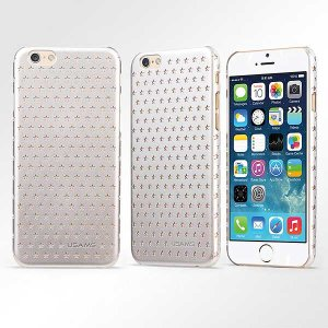 iPhone 6s / iPhone 6  iPhone6s ケース / iPhone6 ケース 4.7 inch 超薄型軽量 ハードケースカバー シルバー 2 iPhone6s / iPhone6 Case|beautyfactory