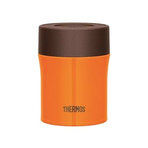 サーモス THERMOS 真空断熱スープジャー JBM501 [容量:500ml] [カラー:ダイダイ] #JBM-501-DD|beautyfactory