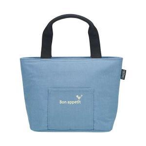 ≪子供用・女性用お弁当箱にぴったりなサイズ≫しっかり保冷ができるランチバッグ。内側には保冷剤がセット...