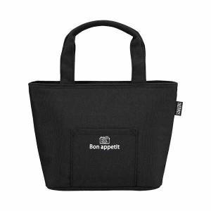 サーモス THERMOS 保冷ランチバッグ [容量:約2L] [カラー:ブラック] #RDU-0023-BK beautyfactory