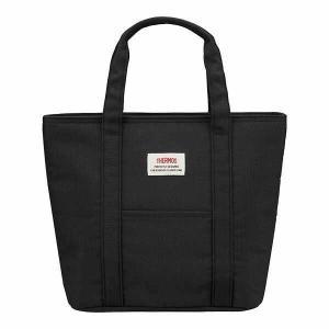 サーモス THERMOS 保冷ランチバッグ [容量:約7L] [カラー:ブラック] #REW-007-BK beautyfactory