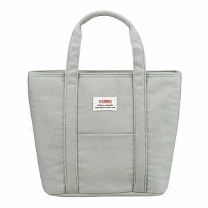 サーモス THERMOS 保冷ランチバッグ [容量:約7L] [カラー:グレー] #REW-007-GY beautyfactory