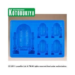 コトブキヤ KOTOBUKIYA STAR WARS シリコンアイストレー R2-D2|beautyfactory
