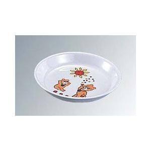 エンテック ENTEC メラミン お子様食器 コロちゃん 中皿 KF-25|beautyfactory