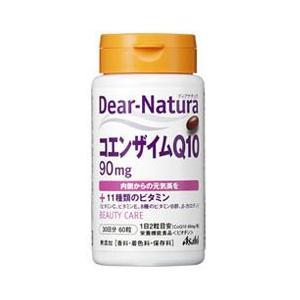 アサヒフードアンドヘルスケア ASAHI FOOD&HEALTHCARE ディアナチュラ コエンザイムQ10+11種類のビタミン 60粒|beautyfactory