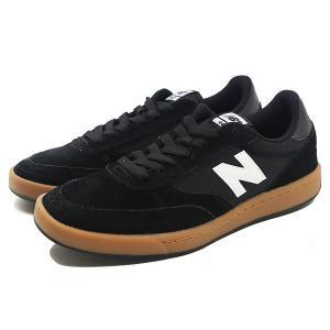 NEW BALANCE ニューバランス ヌメリック NM440GYG [サイズ:28cm (US10) Dワイズ] [カラー:ブラック×ホワイト×ガム]|beautyfactory
