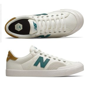 NEW BALANCE ニューバランス ヌメリック NM212RUP [サイズ:26.5cm (US8.5) Dワイズ] [カラー:ホワイト×グリーン×タン]|beautyfactory
