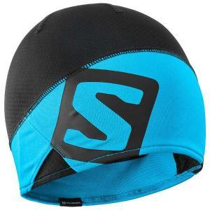 サロモン SALOMON RS PRO ビーニー [サイズ:S/M] [カラー:ブラック×トランセン...