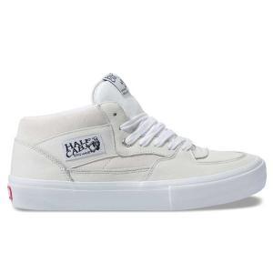 VANS バンズ ハーフキャブ プロ (Leather) [サイズ:27cm(US9)] [カラー:ホワイト] #VN0A38CP1EF VANS HALF CAB PRO|beautyfactory
