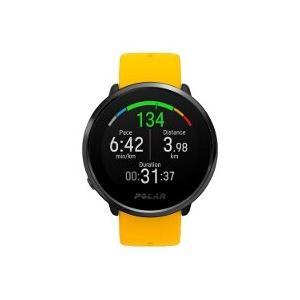 ポラール POLAR Ignite(イグナイト) 日本正規品 GPSフィットネスウォッチ [カラー:イエロー] [バンドサイズ:M/L] #90075950|beautyfactory