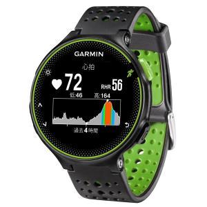 ガーミン GARMIN フォアアスリート235J 日本語正規版 心拍計内蔵GPSウォッチ [カラー:ブラックグリーン] #37176K ForeAthlete235J BlackGreen|beautyfactory