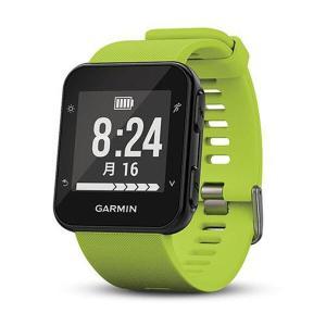 ガーミン GARMIN フォアアスリート35J 日本語正規版 心拍計内蔵GPSウォッチ [カラー:ライムグリーン] #168939|beautyfactory